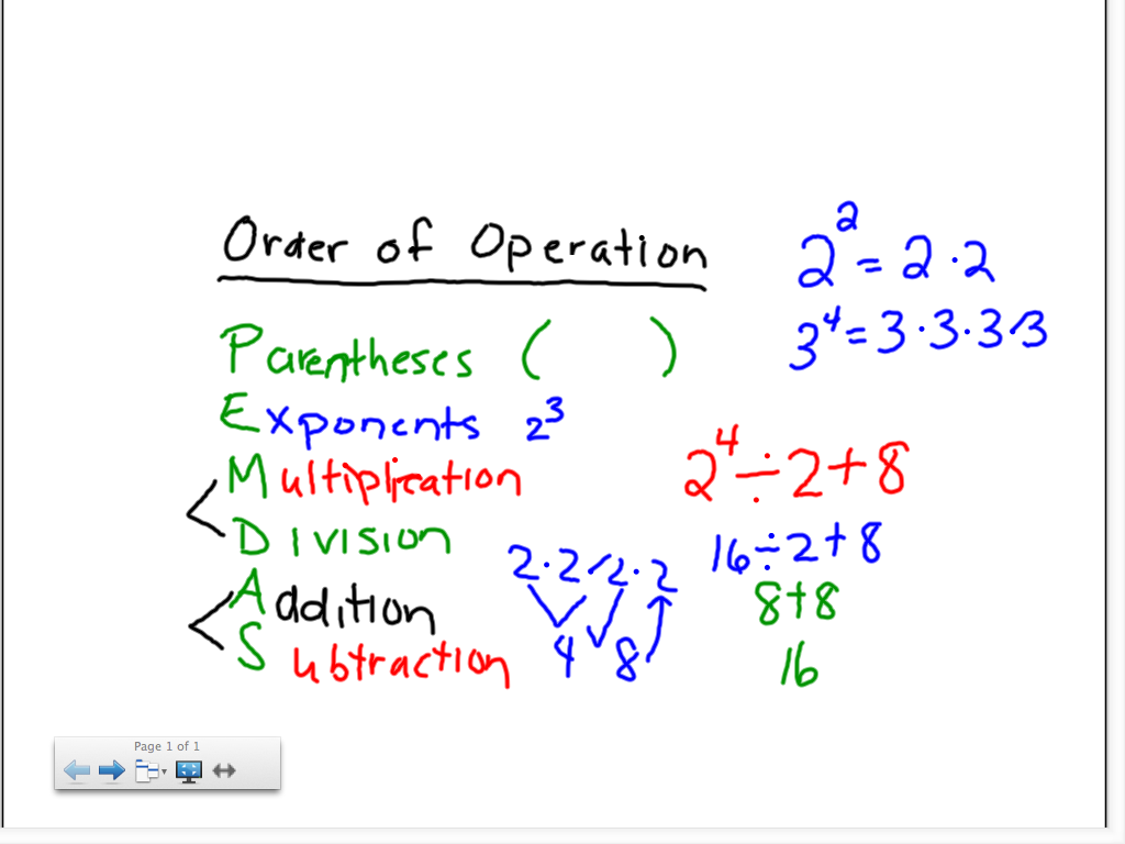 worksheet Order Of Operations Practice grade6 order of operations operations